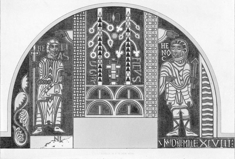 Carrelage mural (mosaïque)