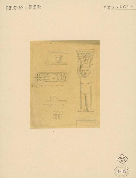 Détails de sculpture