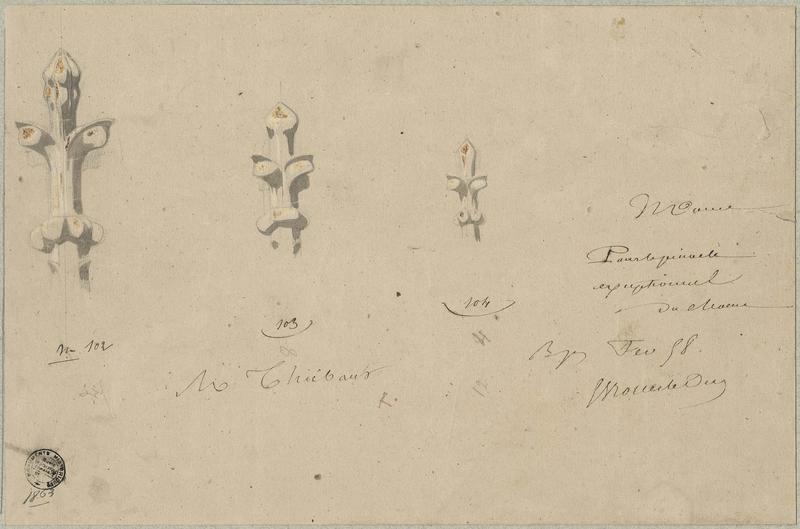 Choeur, trois fleurons pour le pinacle exceptionnel