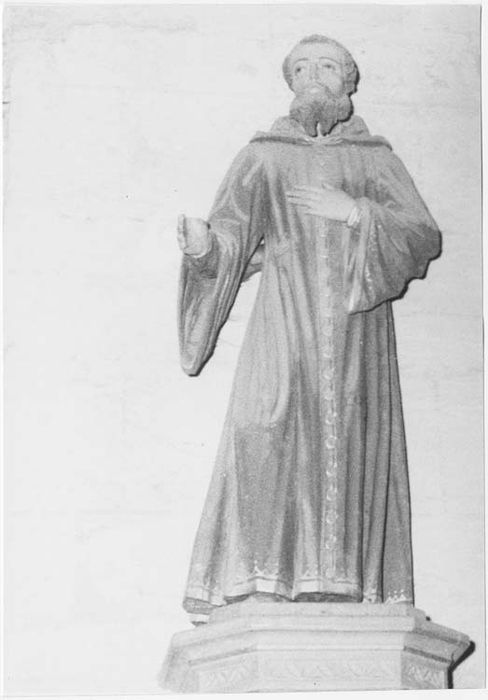 Statue : Saint Walfroy
