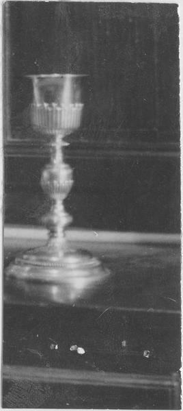 Calice style Louis XIV, vue générale