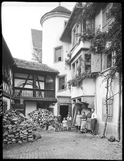 Ancienne cour des Evêques de Strasbourg