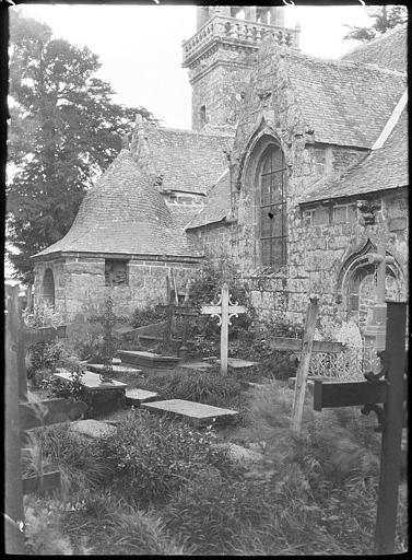 Eglise Saint-Idunet