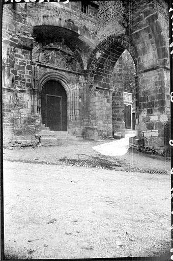 Ancienne église Saint-Martin et son beffroi