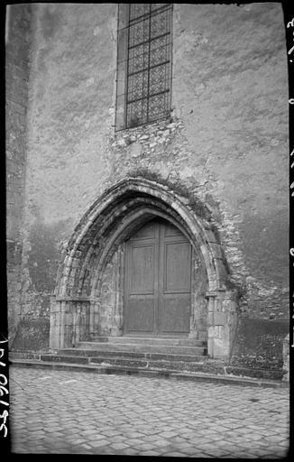 Portail et fenêtre
