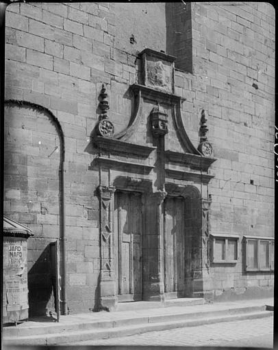 Ancienne église des Carmes