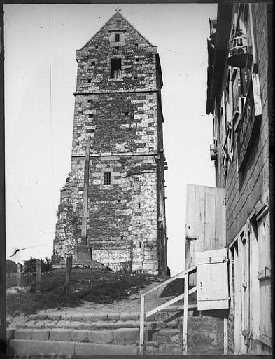 Ancienne tour de l'église