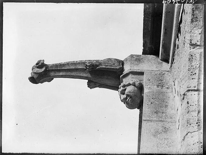 Gargouille du clocher