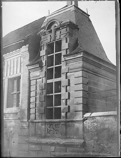 Angle de façades : fenestrage