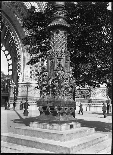 Mat sculpté