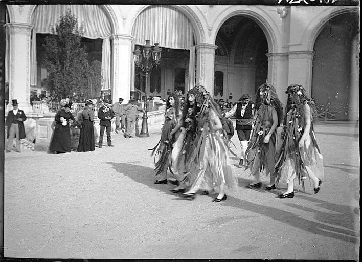 Fête des Vendanges : danses traditionnelles