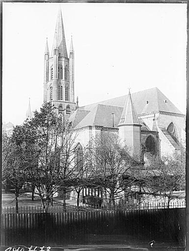 Eglise Saint-Pierre-du-Queyroix
