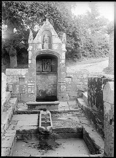 Fontaine de dévotion