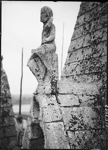 Pinacle du clocher