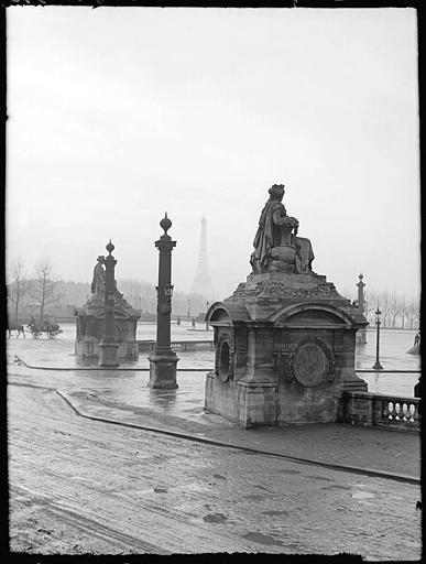 Statues des grandes villes