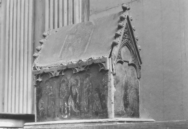 Châsse dite de saint Flavit (disparue)