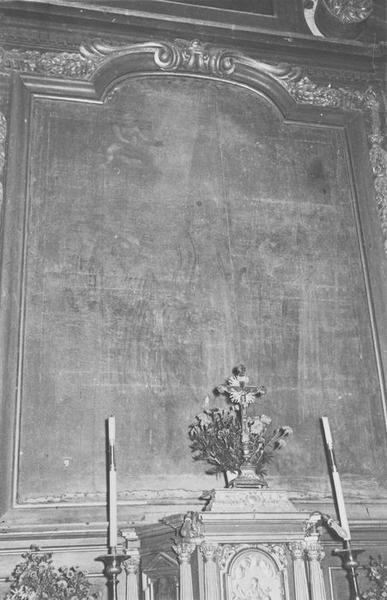 Tableau : Vision de saint Lyé