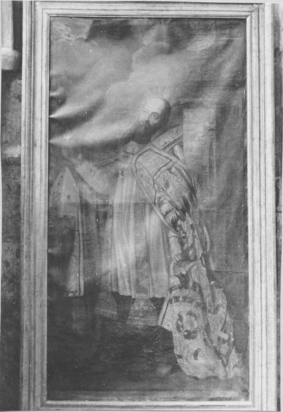 Tableau : Saint François de Sales en extase