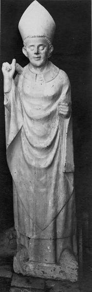 Statue : Saint Loup évêque