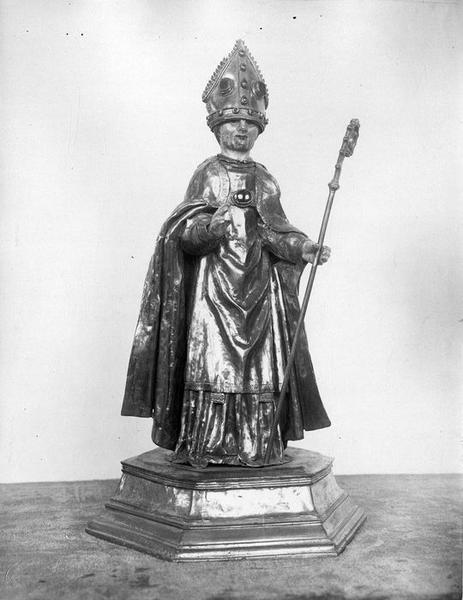 Statuette : Saint Maclou