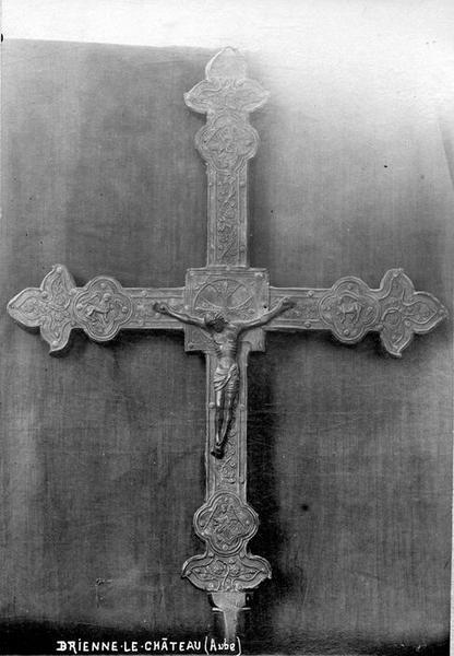Croix de procession (disparue)
