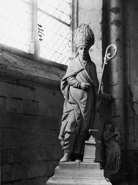 Statue : Saint Éloi