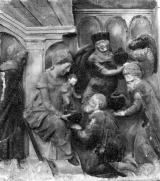 Relief : Nativité