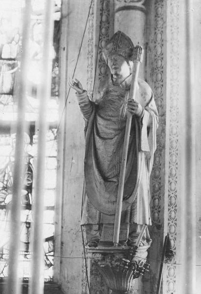 Statue : Saint Martin évêque