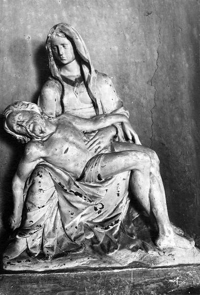 Statue : Notre-Dame de Pitié (détruite ?)