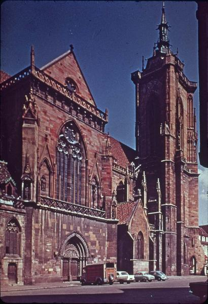 Ancienne collégiale Saint-Martin