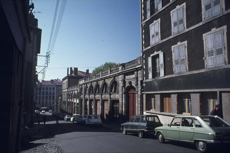 Ancien collège royal, actuellement lycée Charles et Adrien Dupuy
