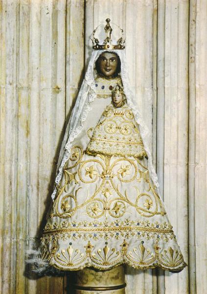 statue : Vierge à l'Enfant dite Notre-Dame de Marceille
