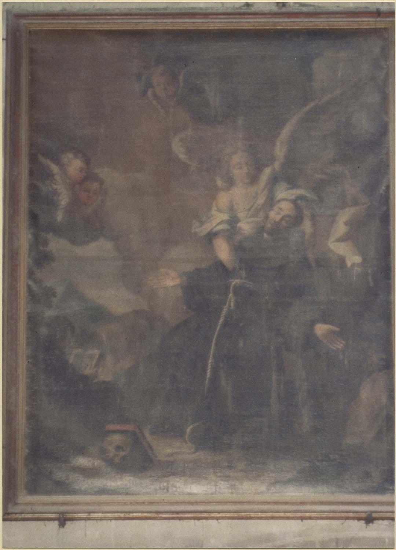 tableau : Extase de saint François (l'), vue générale