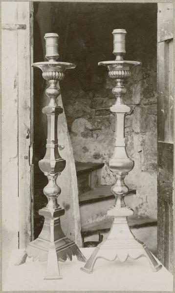 chandeliers, vue générale