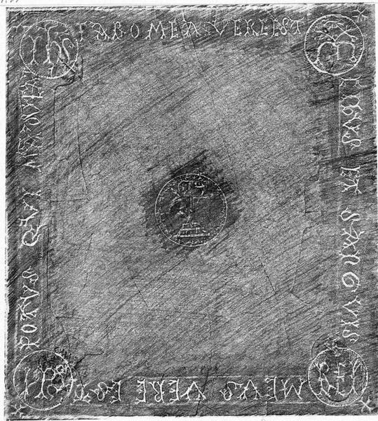 autel portatif, vue générale