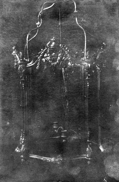 lanterne de suspension, vue générale