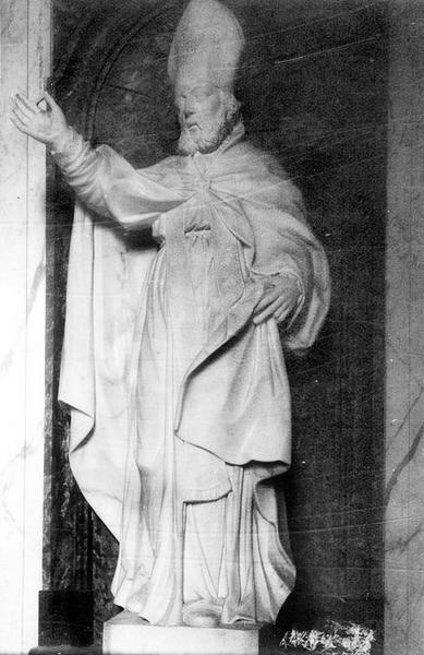 Statue : Saint Martin, vue générale
