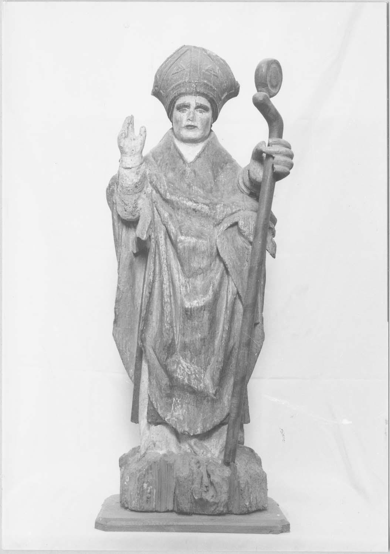 Statue : saint Eutrope, vue générale