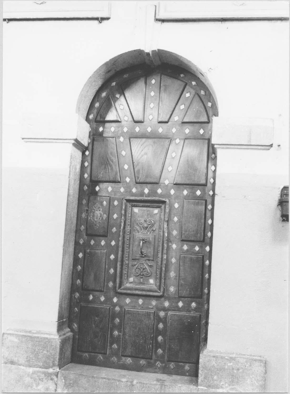 vantail de porte (battant), vue générale