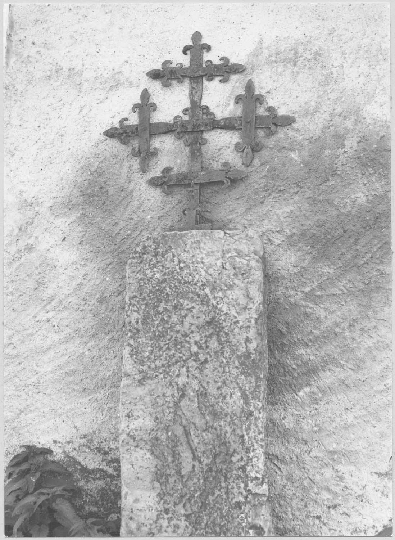 croix de chemin, vue générale