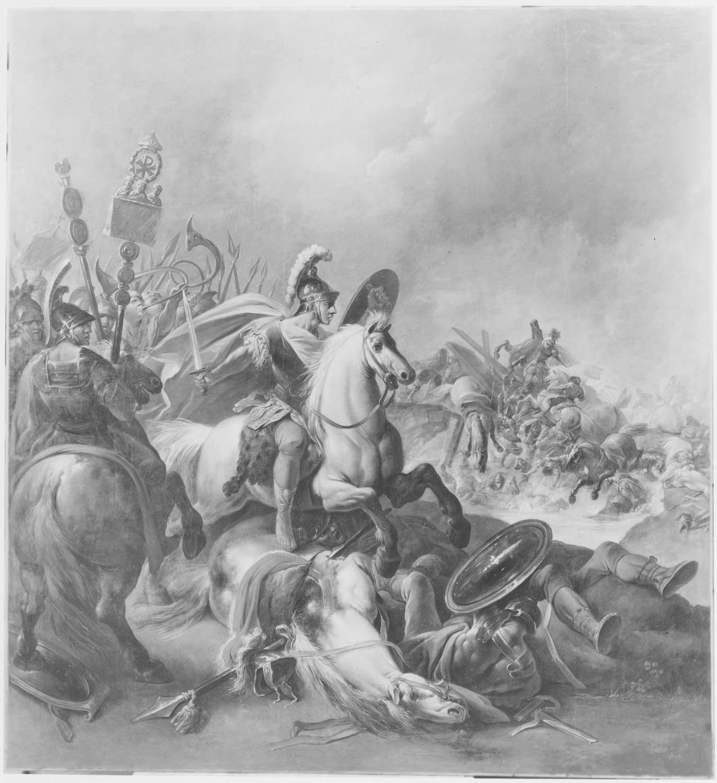 Tableau : La Victoire de Constantin