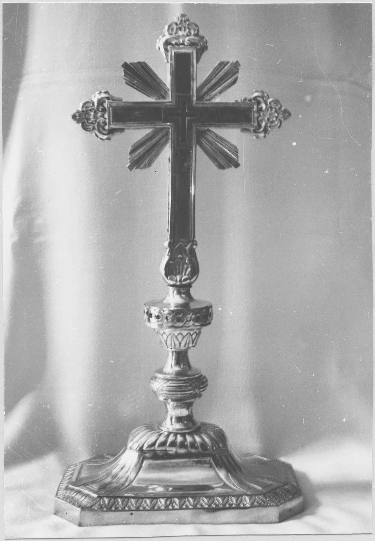 croix-reliquaire de la Vraie Croix, vue générale