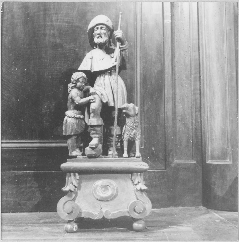 reliquaire de saint Roch, vue générale