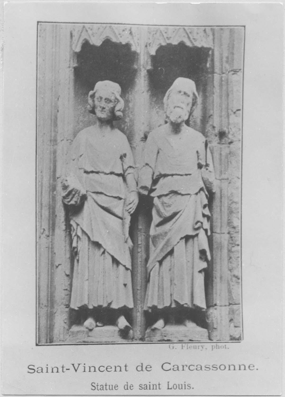 Statue : Saint