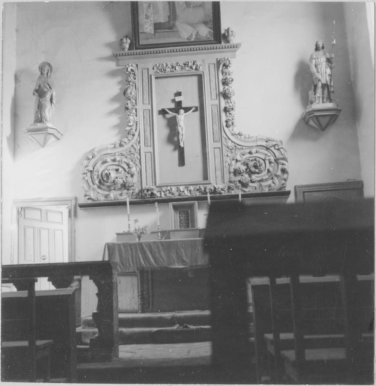 fragments du retable de saint Gimer, vue générale