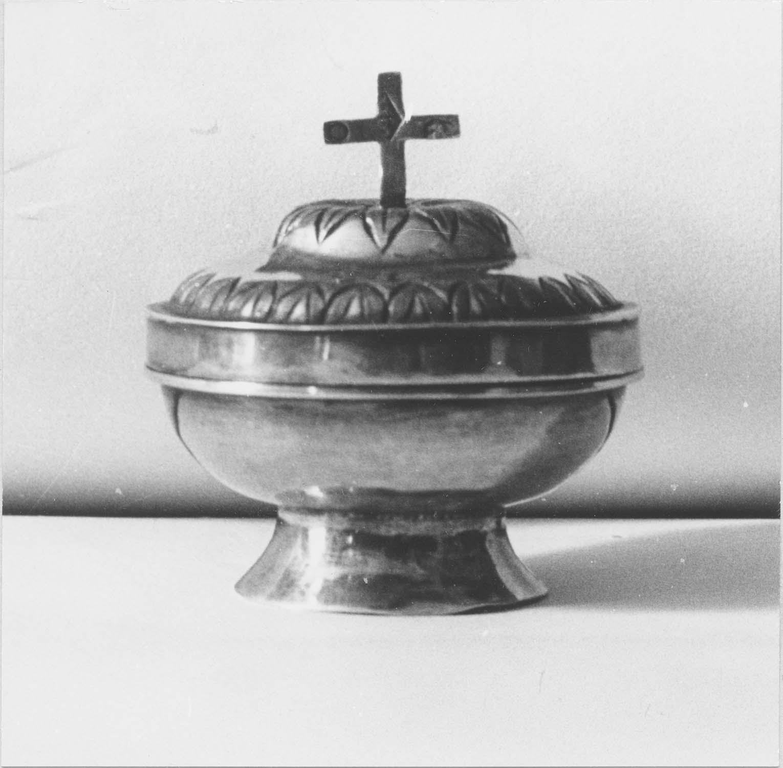 ciboire (pyxide), vue générale