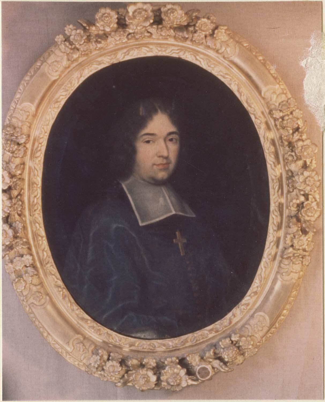 Tableau : Louis de Nogaret de Lavalette, évêque de Carcassonne, cadre