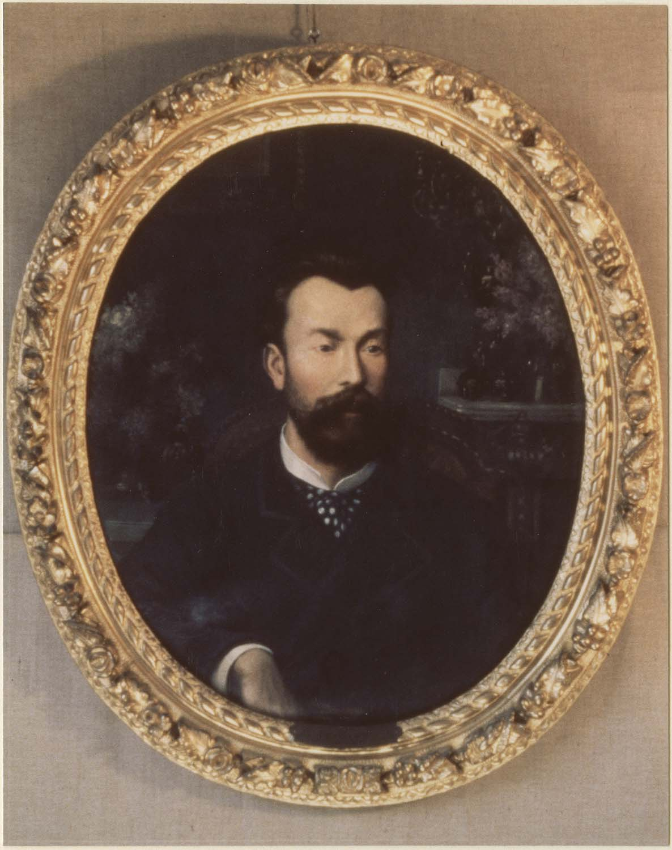 Tableau : Léon Sicard, cadre