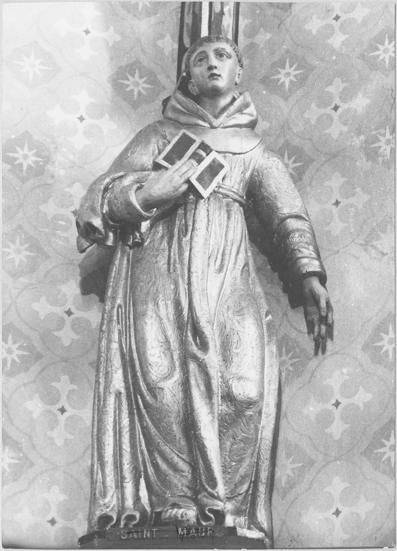 statue : saint franciscain