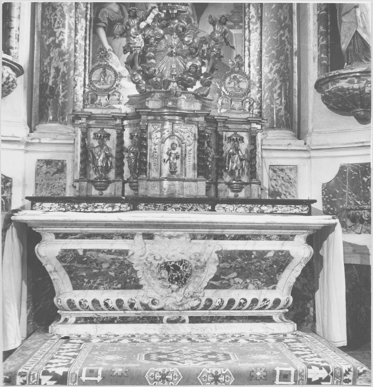 autel et tabernacle du maître-autel